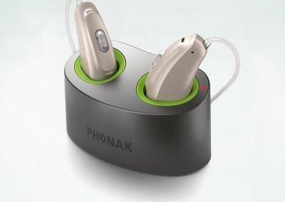 Nowoczesny aparat słuchowy